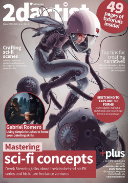 2DArtist: Issue 098 - February 2014 (Download Only)
