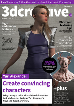 3DCreative: Issue 106 - June 2014 (Download Only)