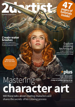 2DArtist: Issue 104 - August 2014 (Download Only)