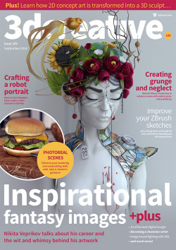 3DCreative: Issue 109 - September 2014 (Download Only)