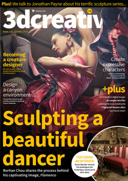 3DCreative: Issue 110 - October 2014 (Download Only)