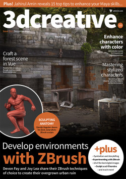 3DCreative: Issue 112 - December 2014 (Download Only)