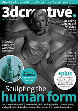 3DCreative: Issue 113 - January 2015 (Download Only)