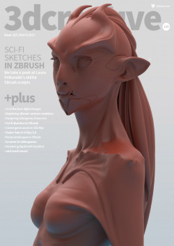 3DCreative: Issue 115 - March 2015 (Download Only)