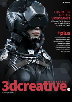3DCreative: Issue 116 - April 2015 (Download Only)