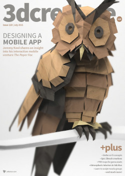 3DCreative: Issue 119 - July 2015 (Download Only)