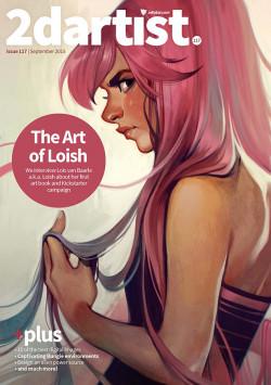 2DArtist: Issue 117 - September 2015 (Download Only)