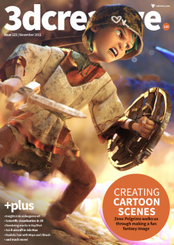 3DCreative: Issue 123 - November 2015 (Download Only)