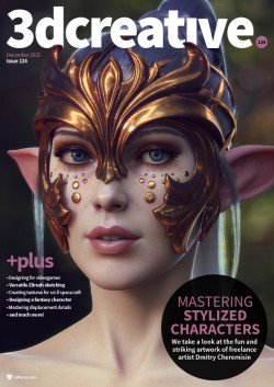 3DCreative: Issue 124 - December 2015 (Download Only)