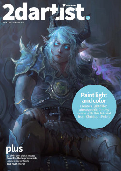 2DArtist: Issue 120 - December 2015 (Download Only)