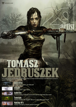 2DArtist: Issue 037 - January 2009 (Download Only)