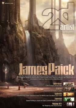 2DArtist: Issue 039 - March 2009 (Download Only)