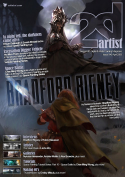 2DArtist: Issue 040 - April 2009 (Download Only)