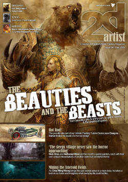 2DArtist: Issue 041 - May 2009 (Download Only)