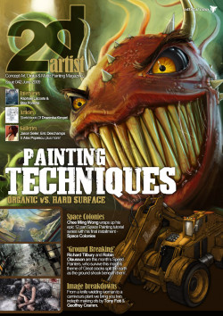 2DArtist: Issue 042 - June 2009 (Download Only)