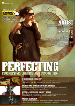 2DArtist: Issue 045 - September 2009 (Download Only)