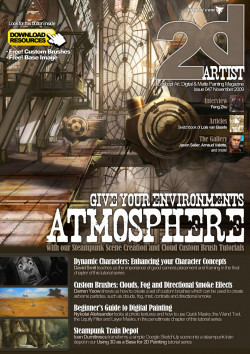 2DArtist: Issue 047 - November 2009 (Download Only)