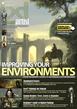 2DArtist: Issue 048 - December 2009 (Download Only)