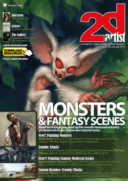 2DArtist: Issue 049 - January 2010 (Download Only)