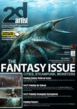2DArtist: Issue 050 - February 2010 (Download Only)