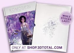 Komorebi: The Art of Djamila Knopf - special anniversary edition