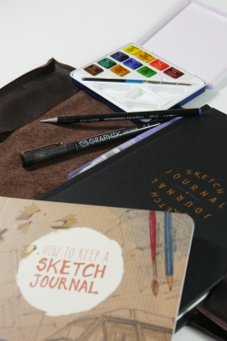 Sketch Journal Bundle