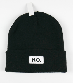 Still Just Kidding - Black Beanie