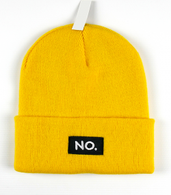 Still Just Kidding - Yellow Beanie