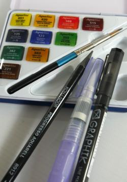 Sketch Journal - Tool Set
