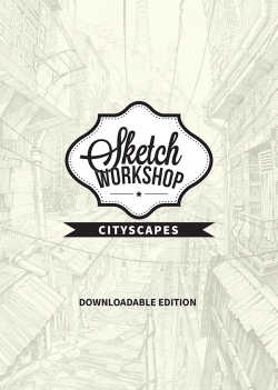Sketch Workshop: Cityscapes (Downloadable Edition)
