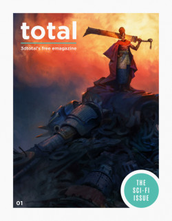 FREE MAGAZINE - Total Issue 01 (Download Only)