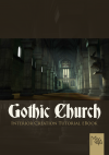 Gothic Church Interior Creation - Maya (Download Only)