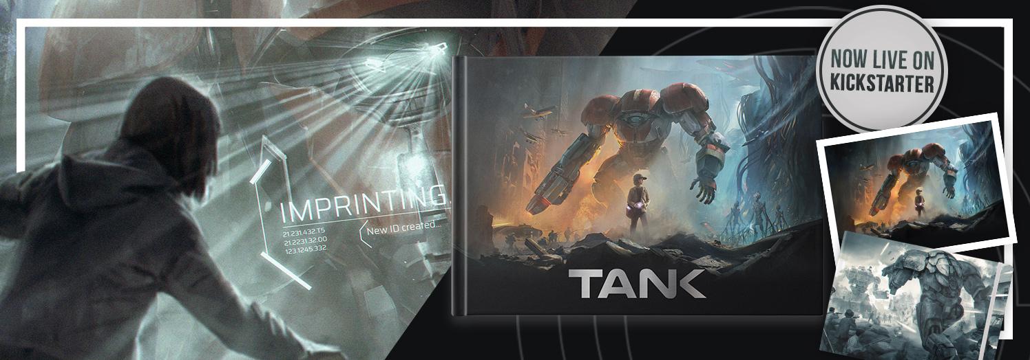 TANK - Kickstarter